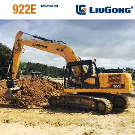 LiuGong Excavator 922E