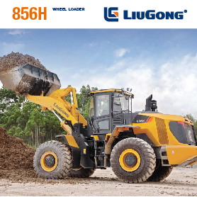 LiuGong Wheel Loader 856H