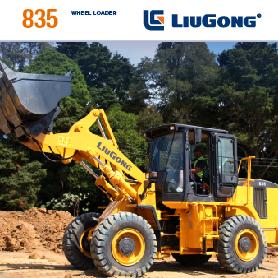 LiuGong Wheel Loader 835