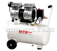 MTS Workshop Equipment Oil Free Silencing Air Compressor 50L