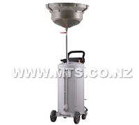 MTS Workshop Equipment Pneumatic Waste Oil Drainer HC2181