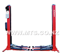 LAUNCH Workshop Equipment Luxurious Floor Plate Two Post Lift(CE standard configuration) TLT240SBA