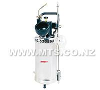 MTS Workshop Equipment Mobile Oil Dispenser Stainless Steel HG53026A