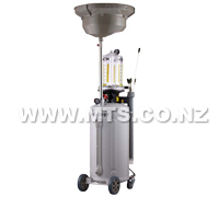 MTS Workshop Equipment Mobile Waste Oil Suction HC2197