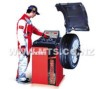 MTS Workshop Equipment Wheel Balancer MTSCB910GB