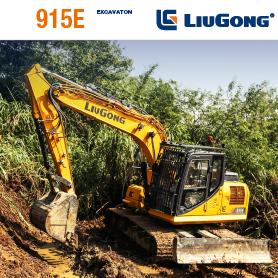 LiuGong Excavator 915E